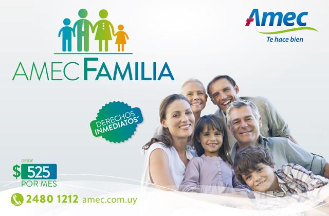 Amec familia