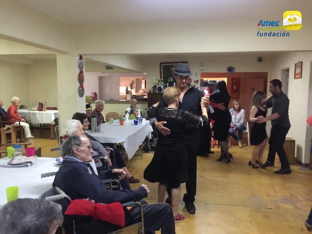 Hogar El Quincho + Tango 6